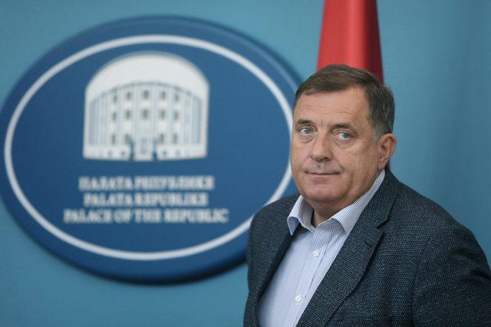 Dodik čestitao Bečiću izbor za predsjednika Skupštine Crne Gore