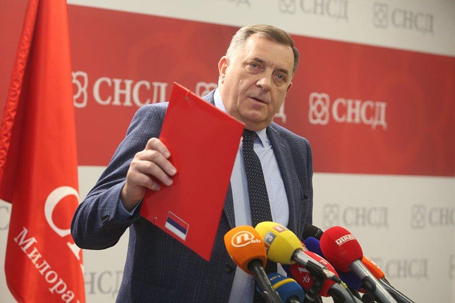Dodik: SNSD je najjača stranka i najodgovornija za Republiku Srpsku    Argumenti